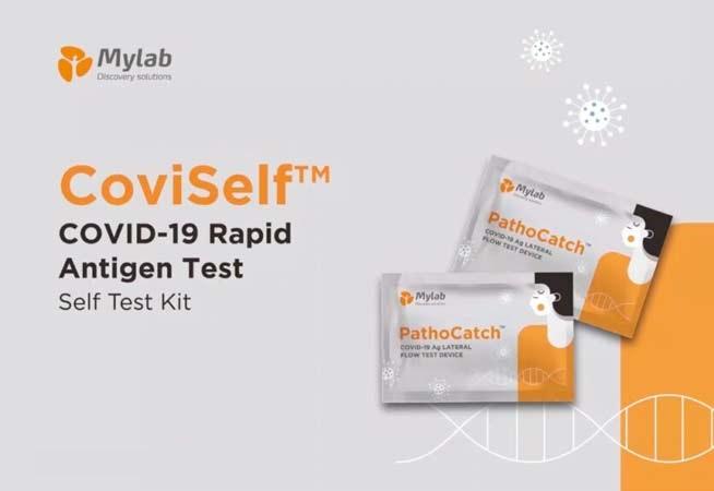COVISELF Self Testing Kit