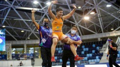 priya malik wins gold