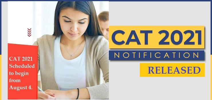 CAT Exam 2021