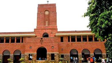 St Stephen's College cut-off marks for UG courses