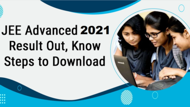 JEE Advanced Result 2021 DECLARED